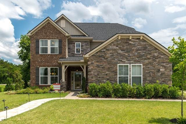 1089 Carlisle Pl, Mount Juliet, TN 37122 (MLS #RTC2233400) :: Morrell Property Collective | Compass RE