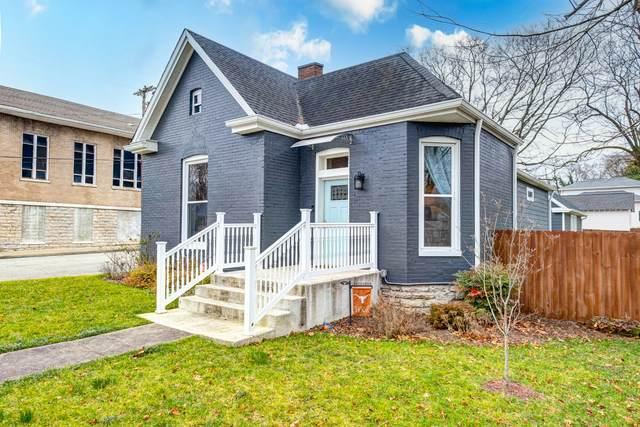 1025 Stainback Ave, Nashville, TN 37207 (MLS #RTC2233415) :: Trevor W. Mitchell Real Estate