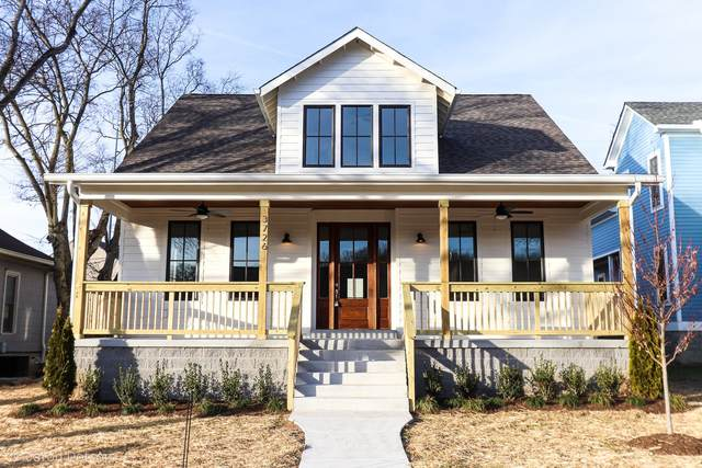 3726 Park Ave, Nashville, TN 37209 (MLS #RTC2233430) :: Cory Real Estate Services