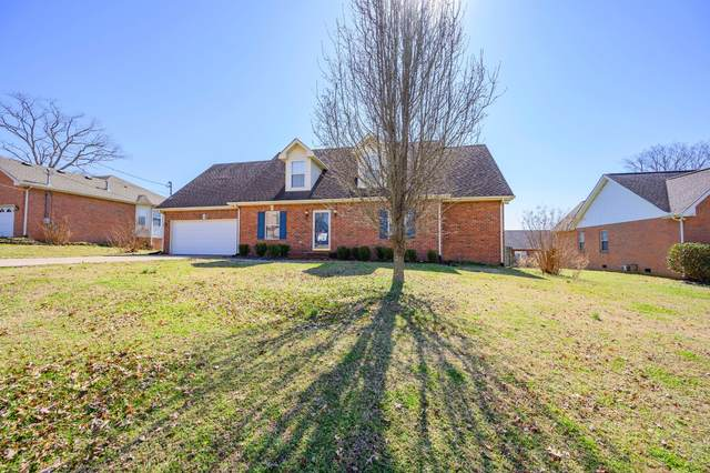 5004 Mary Ellen Cir, Smyrna, TN 37167 (MLS #RTC2233441) :: Nashville on the Move