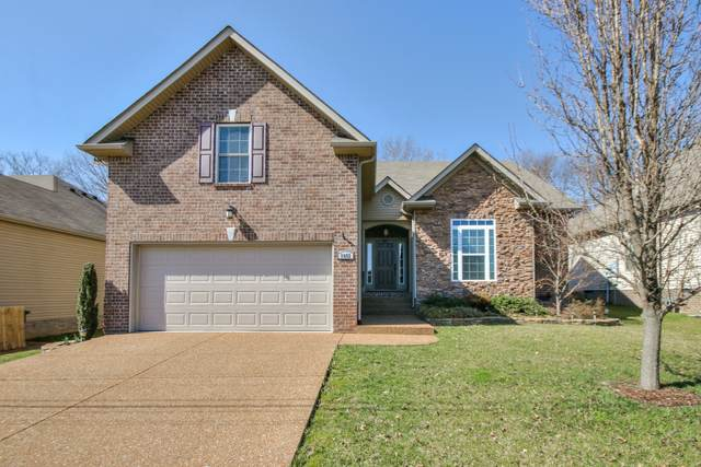 1092 Golf View Way, Spring Hill, TN 37174 (MLS #RTC2233505) :: Cory Real Estate Services