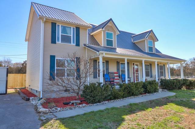 1465 Wade Brown Rd, Lewisburg, TN 37091 (MLS #RTC2233567) :: Village Real Estate