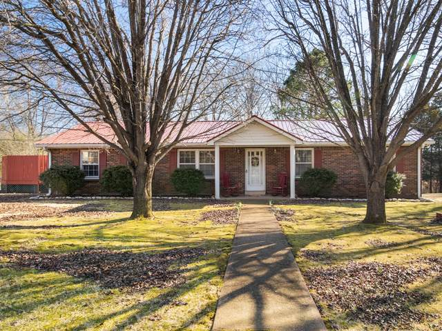 1416 Ridgewood Road, Centerville, TN 37033 (MLS #RTC2233608) :: Cory Real Estate Services