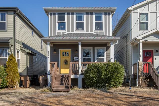 933A Thomas Ave, Nashville, TN 37216 (MLS #RTC2233641) :: Morrell Property Collective | Compass RE