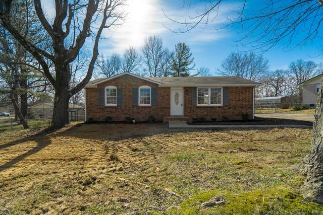 2803 Driftwood Dr, Springfield, TN 37172 (MLS #RTC2233646) :: Cory Real Estate Services