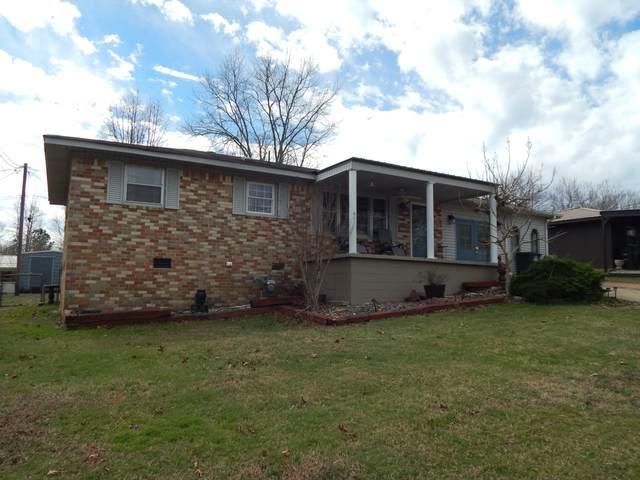 122 E Dixon St, Collinwood, TN 38450 (MLS #RTC2233668) :: Village Real Estate