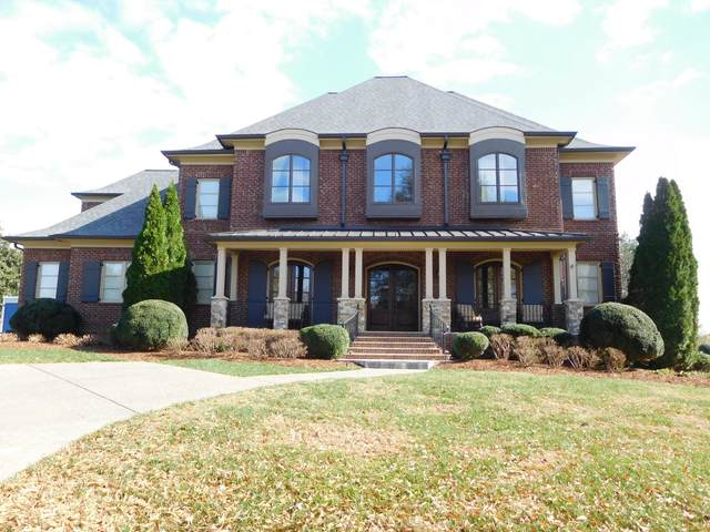 386 Grove Hurst Ln, Brentwood, TN 37027 (MLS #RTC2233672) :: Christian Black Team