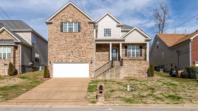 1668 Bridgecrest Dr, Antioch, TN 37013 (MLS #RTC2233680) :: Morrell Property Collective | Compass RE
