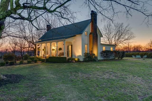 502 Fire Tower Rd., Pulaski, TN 38478 (MLS #RTC2233685) :: Village Real Estate