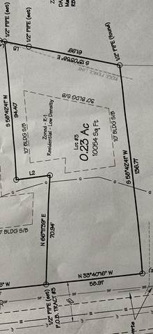 231 High Steet - Lot 3, Alexandria, TN 37012 (MLS #RTC2233713) :: Village Real Estate