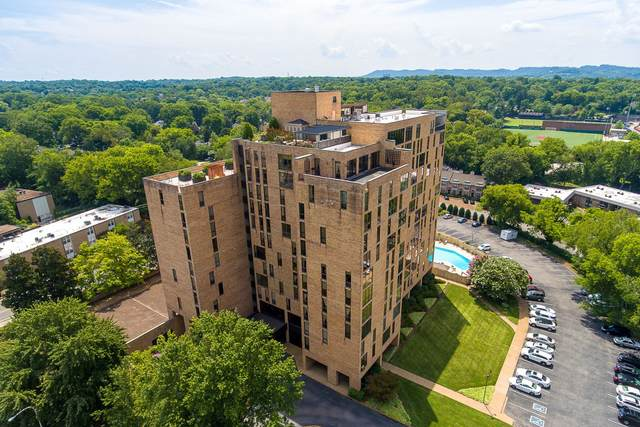 3901 West End Avenue #1003, Nashville, TN 37205 (MLS #RTC2233913) :: Maples Realty and Auction Co.