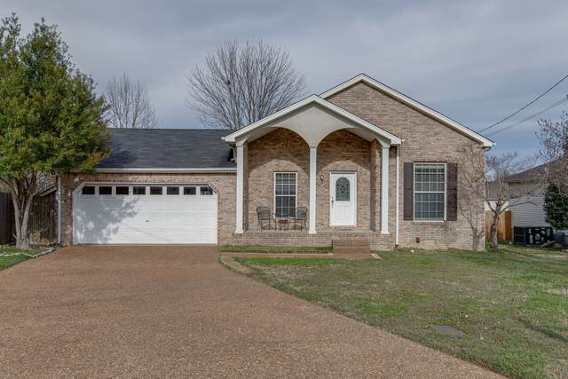 308 Rocky Top Ct, Antioch, TN 37013 (MLS #RTC2233918) :: Christian Black Team