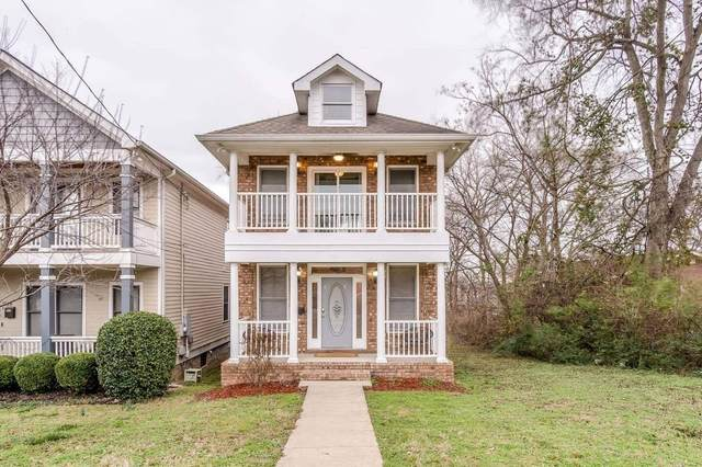 1618B 6th Ave N, Nashville, TN 37208 (MLS #RTC2234011) :: Cory Real Estate Services