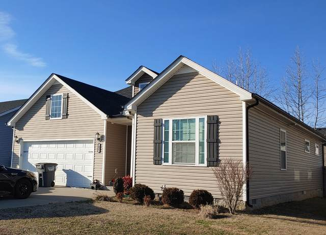 495 Medallion Cir, Clarksville, TN 37042 (MLS #RTC2234055) :: Michelle Strong