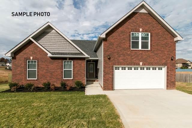 142 Griffey Estates, Clarksville, TN 37042 (MLS #RTC2234099) :: Nelle Anderson & Associates