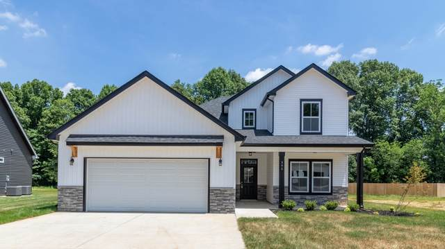 9 Charleston Oaks, Clarksville, TN 37042 (MLS #RTC2234154) :: Nashville on the Move