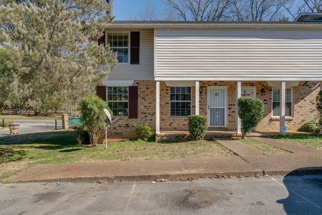 4000 Anderson Rd #42, Nashville, TN 37217 (MLS #RTC2234268) :: Candice M. Van Bibber | RE/MAX Fine Homes