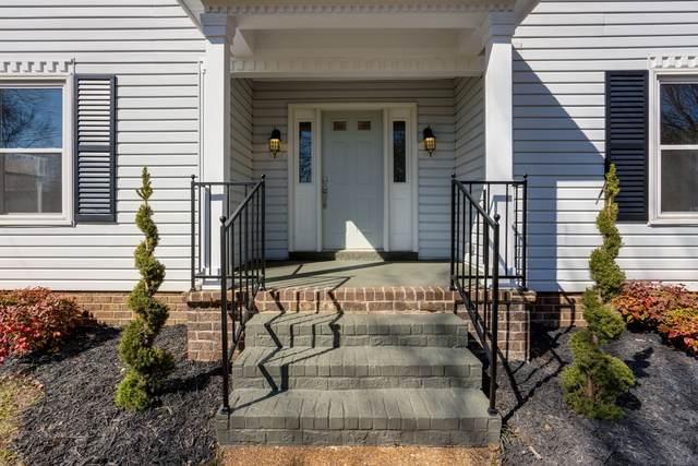 2535 Choctaw Trce, Murfreesboro, TN 37129 (MLS #RTC2234278) :: Cory Real Estate Services