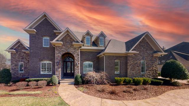 1124 Safety Harbor Cv, Old Hickory, TN 37138 (MLS #RTC2234332) :: Ashley Claire Real Estate - Benchmark Realty