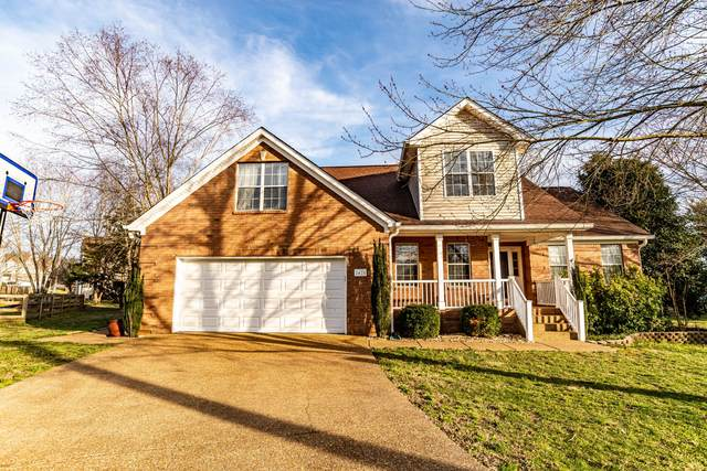 2425 Mercer Ct, Thompsons Station, TN 37179 (MLS #RTC2234399) :: Village Real Estate