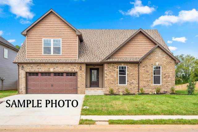 153 Griffey Estates, Clarksville, TN 37042 (MLS #RTC2234449) :: Nelle Anderson & Associates