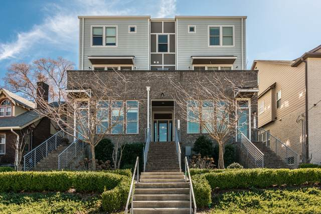 3117 Belwood St, Nashville, TN 37203 (MLS #RTC2234454) :: The Miles Team | Compass Tennesee, LLC