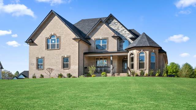 1643 Dotsonville Rd Lot 1, Clarksville, TN 37042 (MLS #RTC2234479) :: Christian Black Team