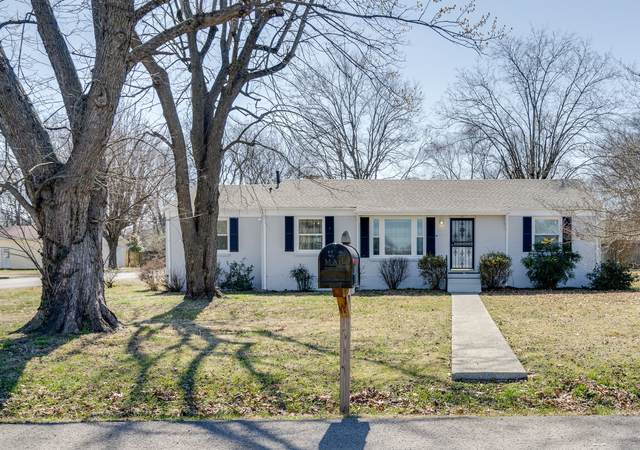 117 Roscoe St, Goodlettsville, TN 37072 (MLS #RTC2234662) :: Nashville on the Move