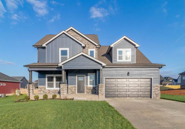 3 Charleston Oaks, Clarksville, TN 37042 (MLS #RTC2234713) :: Nashville on the Move