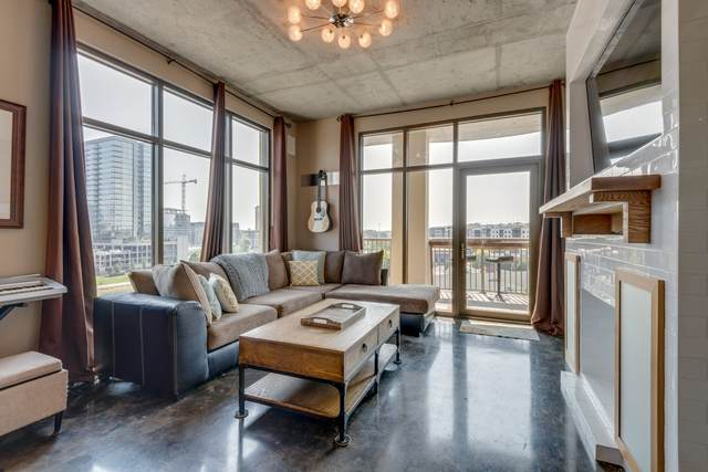 1510 Demonbreun St #702, Nashville, TN 37203 (MLS #RTC2234741) :: Maples Realty and Auction Co.