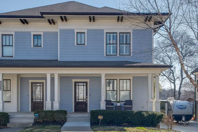 2500 9th Ave S B, Nashville, TN 37204 (MLS #RTC2234874) :: The DANIEL Team | Reliant Realty ERA
