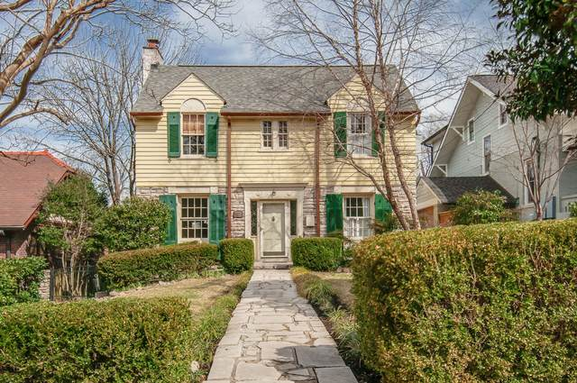 1912 Linden Ave, Nashville, TN 37212 (MLS #RTC2235063) :: Ashley Claire Real Estate - Benchmark Realty