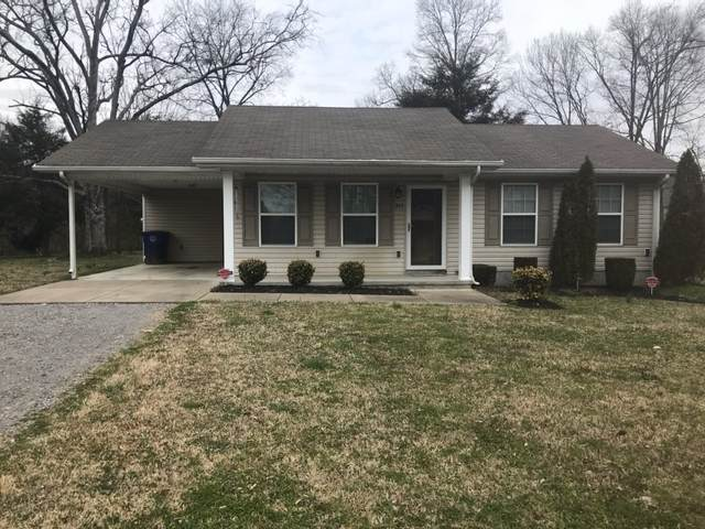 311 Kingwood Ave, Shelbyville, TN 37160 (MLS #RTC2235116) :: The DANIEL Team | Reliant Realty ERA
