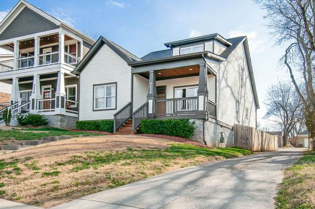 713B S 11th St, Nashville, TN 37206 (MLS #RTC2235219) :: Village Real Estate