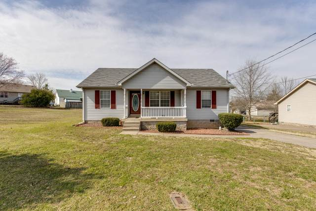1536 Ridgemont Dr, La Vergne, TN 37086 (MLS #RTC2235320) :: Ashley Claire Real Estate - Benchmark Realty
