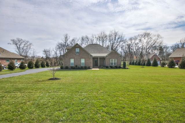 1422 Polo Fields Ln, Columbia, TN 38401 (MLS #RTC2235359) :: Michelle Strong