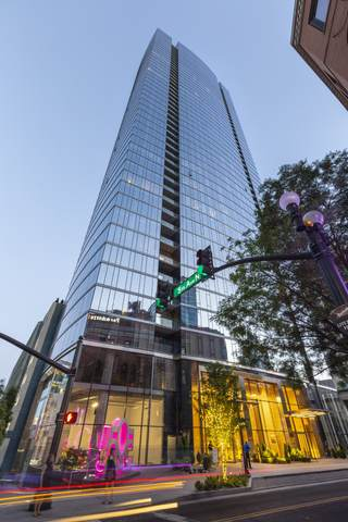 515 Church St N #3504, Nashville, TN 37219 (MLS #RTC2235384) :: Live Nashville Realty