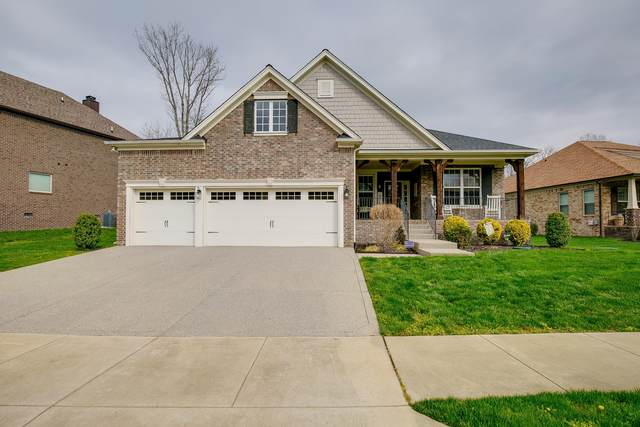 2204 Arbor Pointe Way, Hermitage, TN 37076 (MLS #RTC2235396) :: John Jones Real Estate LLC