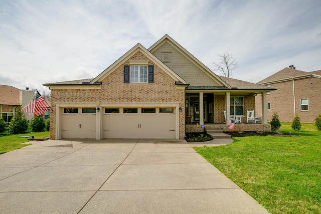 2505 Arbor Pointe Cv, Hermitage, TN 37076 (MLS #RTC2235398) :: John Jones Real Estate LLC