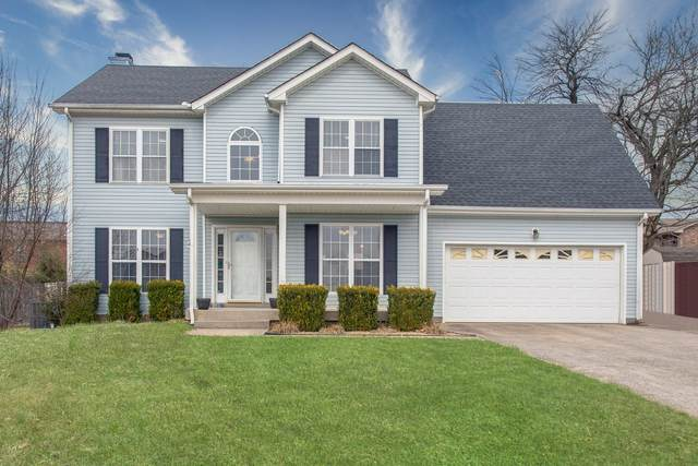 1931 Whirlaway Cir, Clarksville, TN 37042 (MLS #RTC2235409) :: Ashley Claire Real Estate - Benchmark Realty