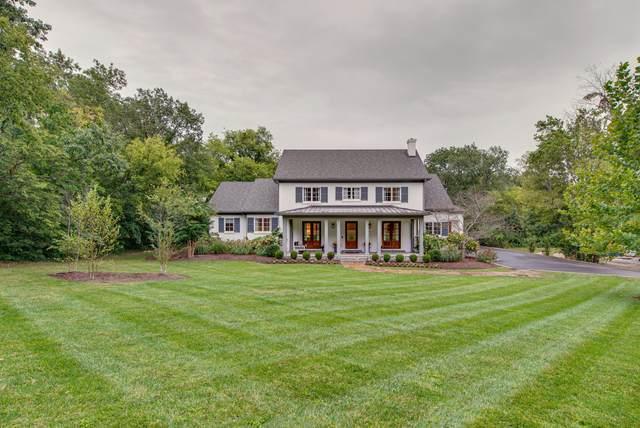 4410 Sunnybrook Dr, Nashville, TN 37205 (MLS #RTC2235476) :: RE/MAX Homes And Estates