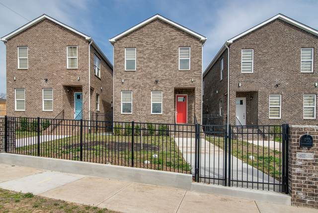 1602 Dr D B Todd Jr Blvd, Nashville, TN 37208 (MLS #RTC2235584) :: The Miles Team | Compass Tennesee, LLC