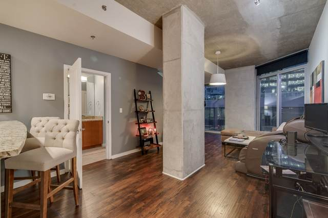 301 Demonbreun St, Unit 809, Nashville, TN 37201 (MLS #RTC2235600) :: DeSelms Real Estate