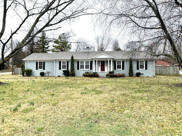 118 Country Club Ln, Hopkinsville, KY 42240 (MLS #RTC2235660) :: Ashley Claire Real Estate - Benchmark Realty