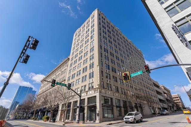 700 Church St #1002, Nashville, TN 37203 (MLS #RTC2235691) :: Kenny Stephens Team