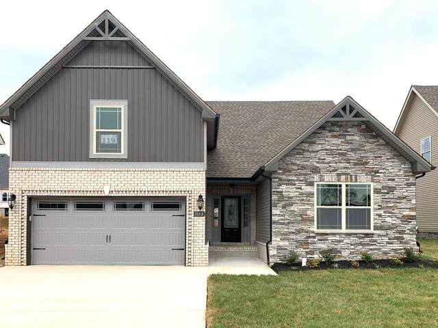 7 Glenstone Village, Clarksville, TN 37043 (MLS #RTC2235709) :: Ashley Claire Real Estate - Benchmark Realty