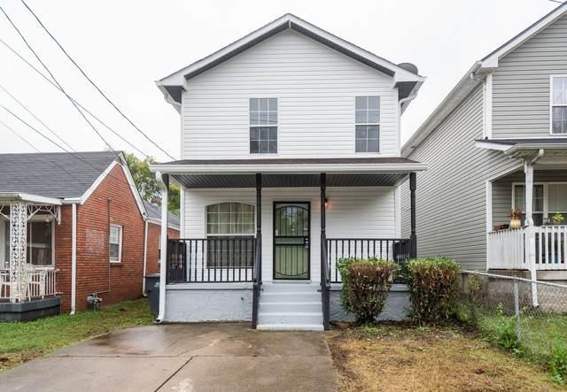 1609 Wheless St, Nashville, TN 37208 (MLS #RTC2235731) :: Nashville on the Move