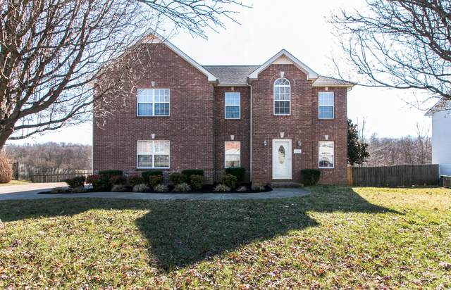 3364 Heatherwood Trce, Clarksville, TN 37040 (MLS #RTC2235841) :: Ashley Claire Real Estate - Benchmark Realty