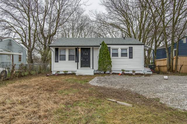 738 Croley Dr, Nashville, TN 37209 (MLS #RTC2235866) :: Ashley Claire Real Estate - Benchmark Realty