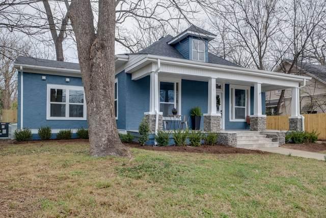 725 N Spring St, Murfreesboro, TN 37130 (MLS #RTC2235876) :: Felts Partners